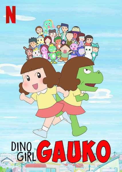 Dino Girl Gauko kapak