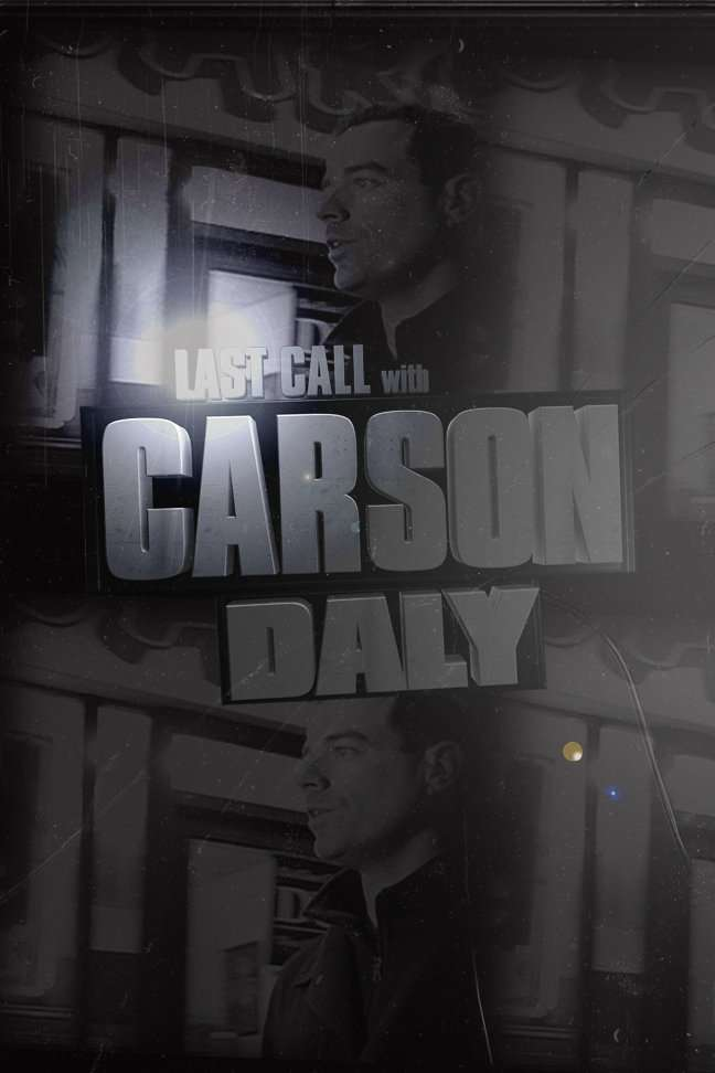 Last Call with Carson Daly kapak