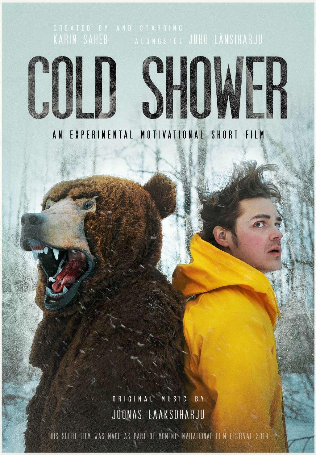 Cold Shower kapak