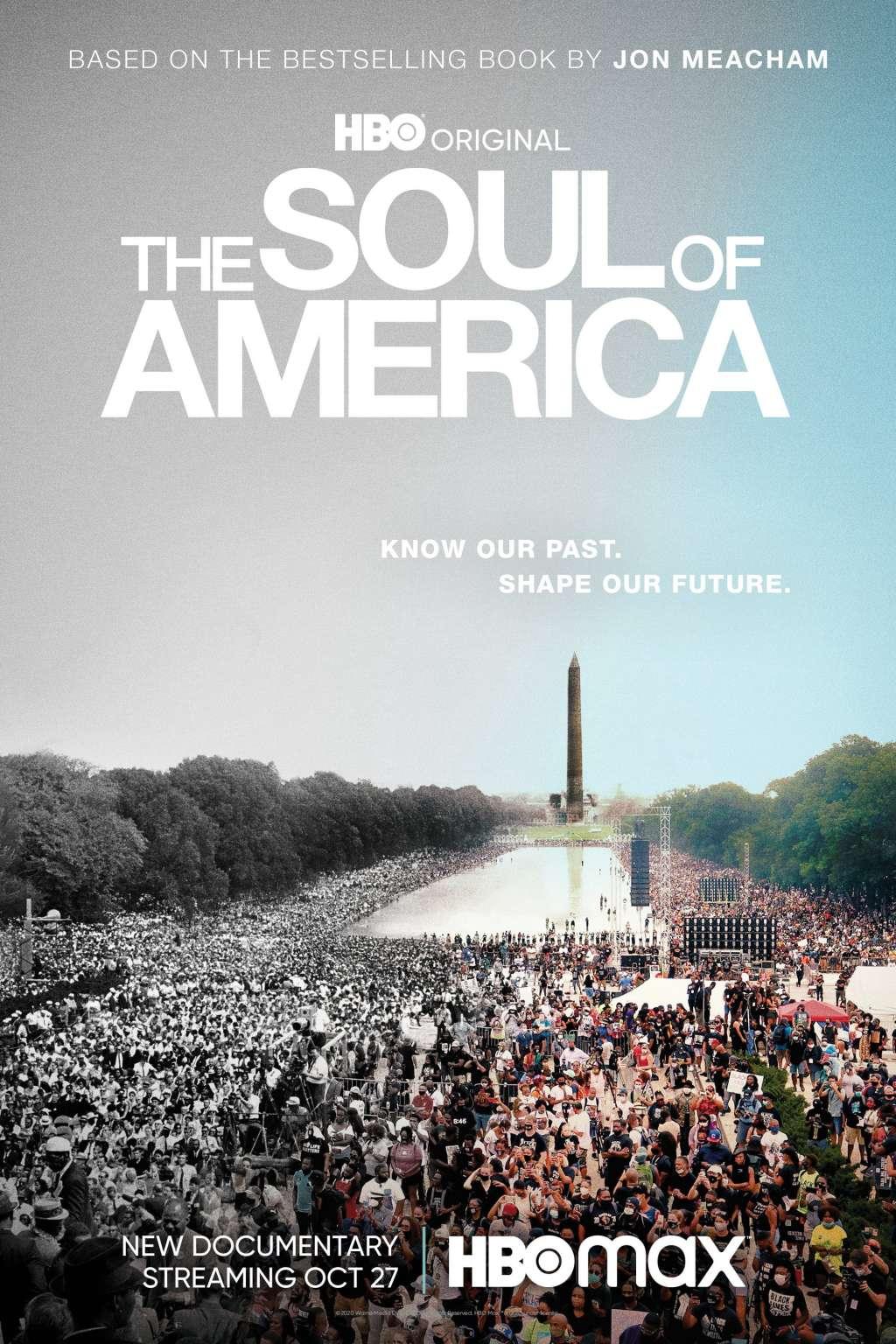 The Soul of America kapak
