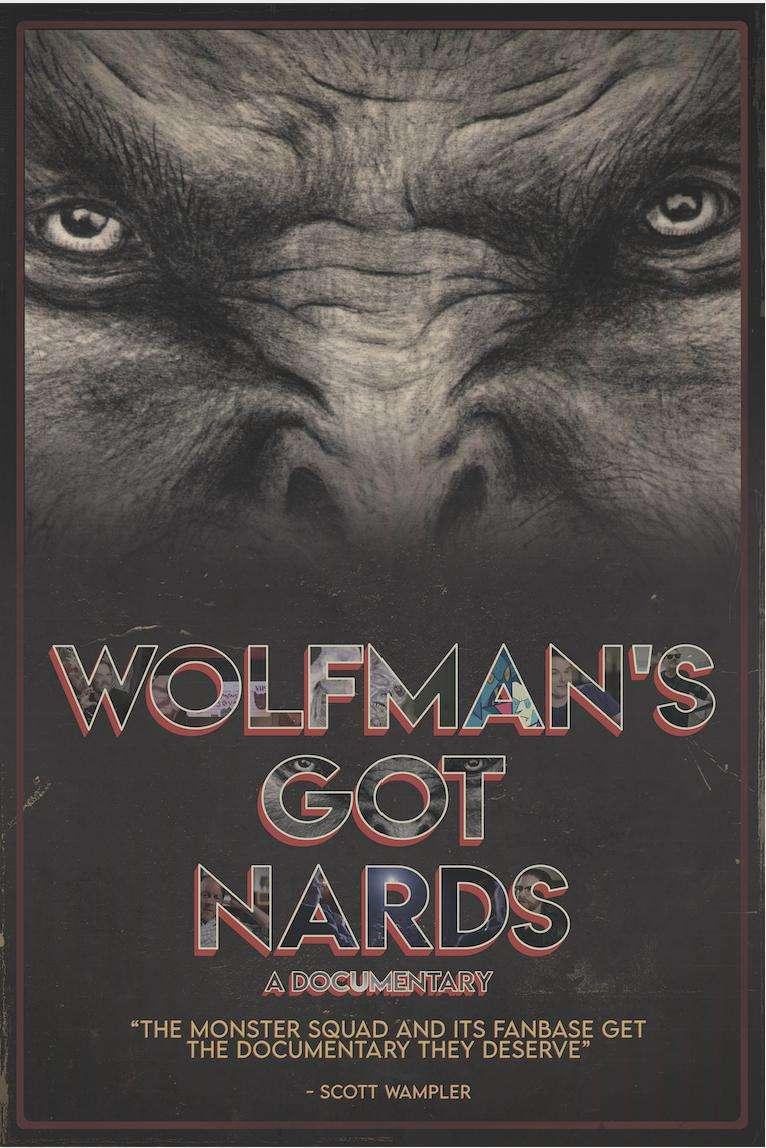 Wolfman's Got Nards kapak