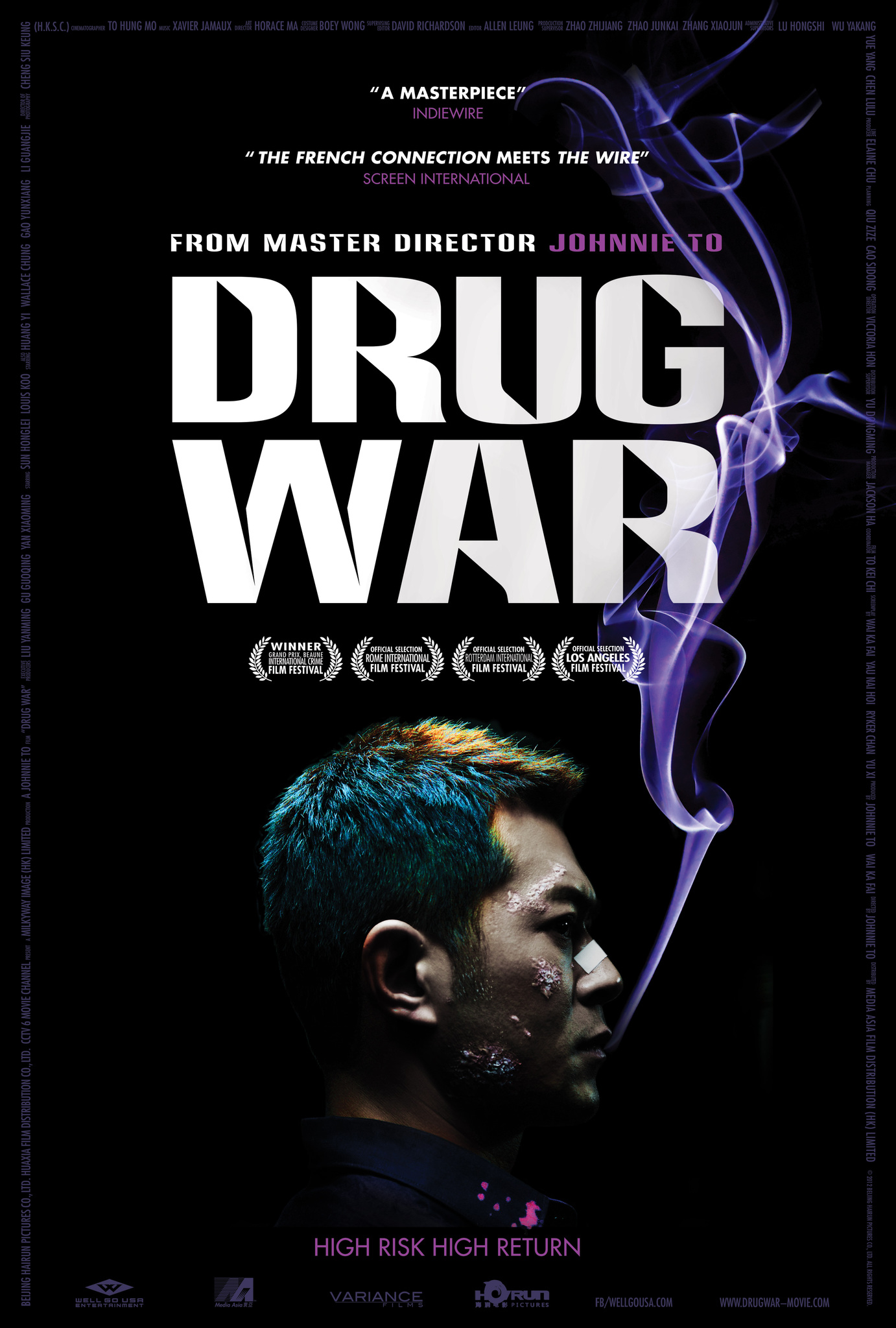Drug War kapak