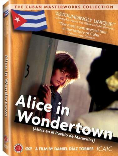 Alice in Wondertown kapak