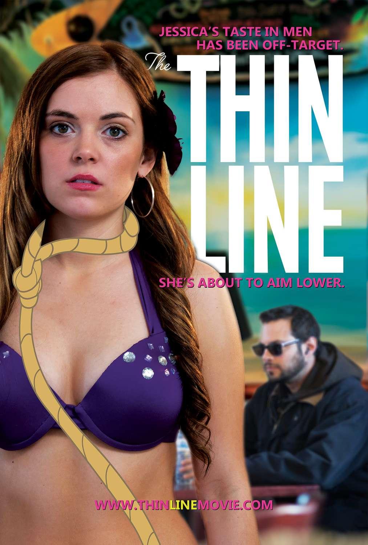 The Thin Line kapak
