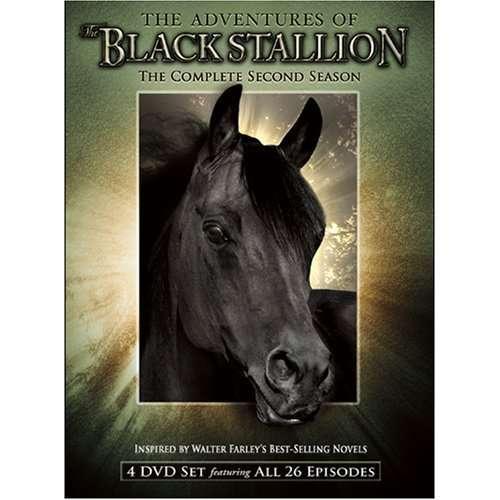The New Adventures of the Black Stallion kapak