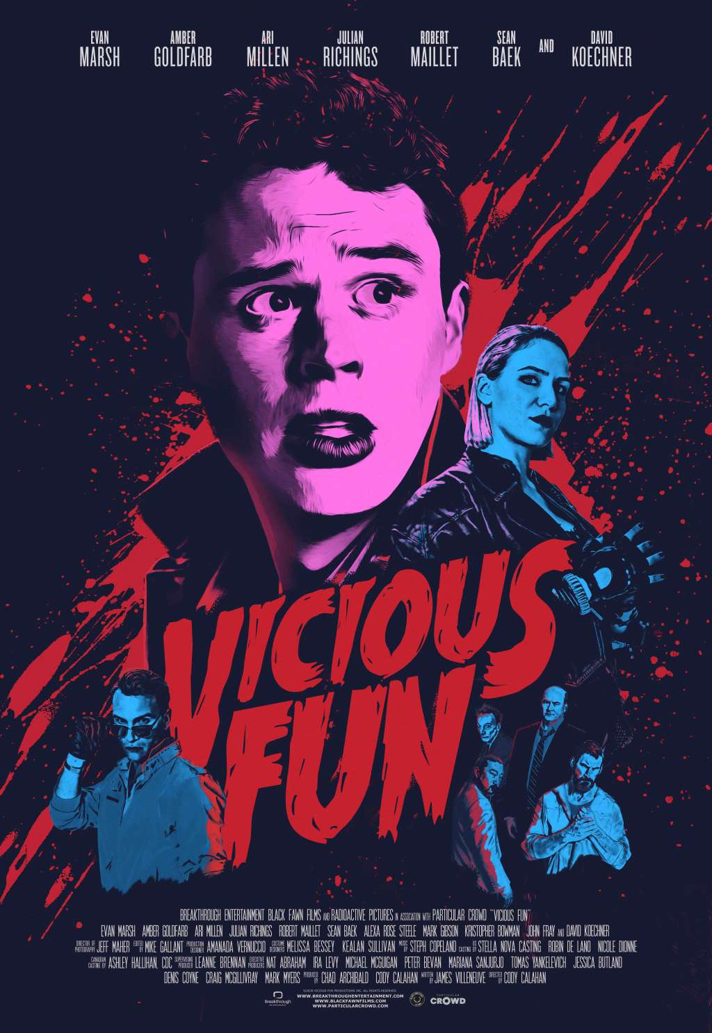 Vicious Fun kapak