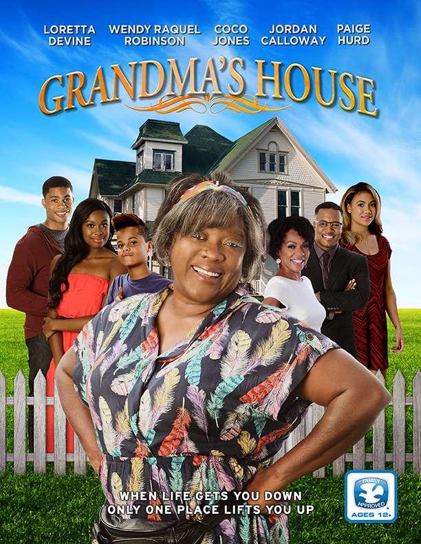 Grandma's House kapak