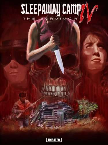 Sleepaway Camp IV: The Survivor kapak