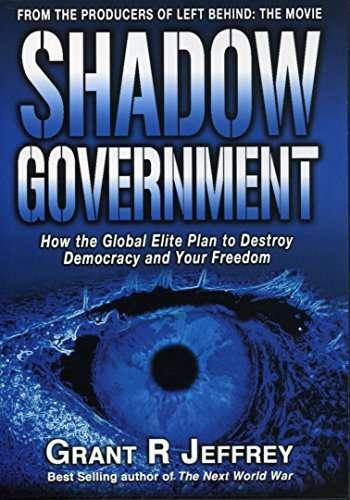 Shadow Government kapak