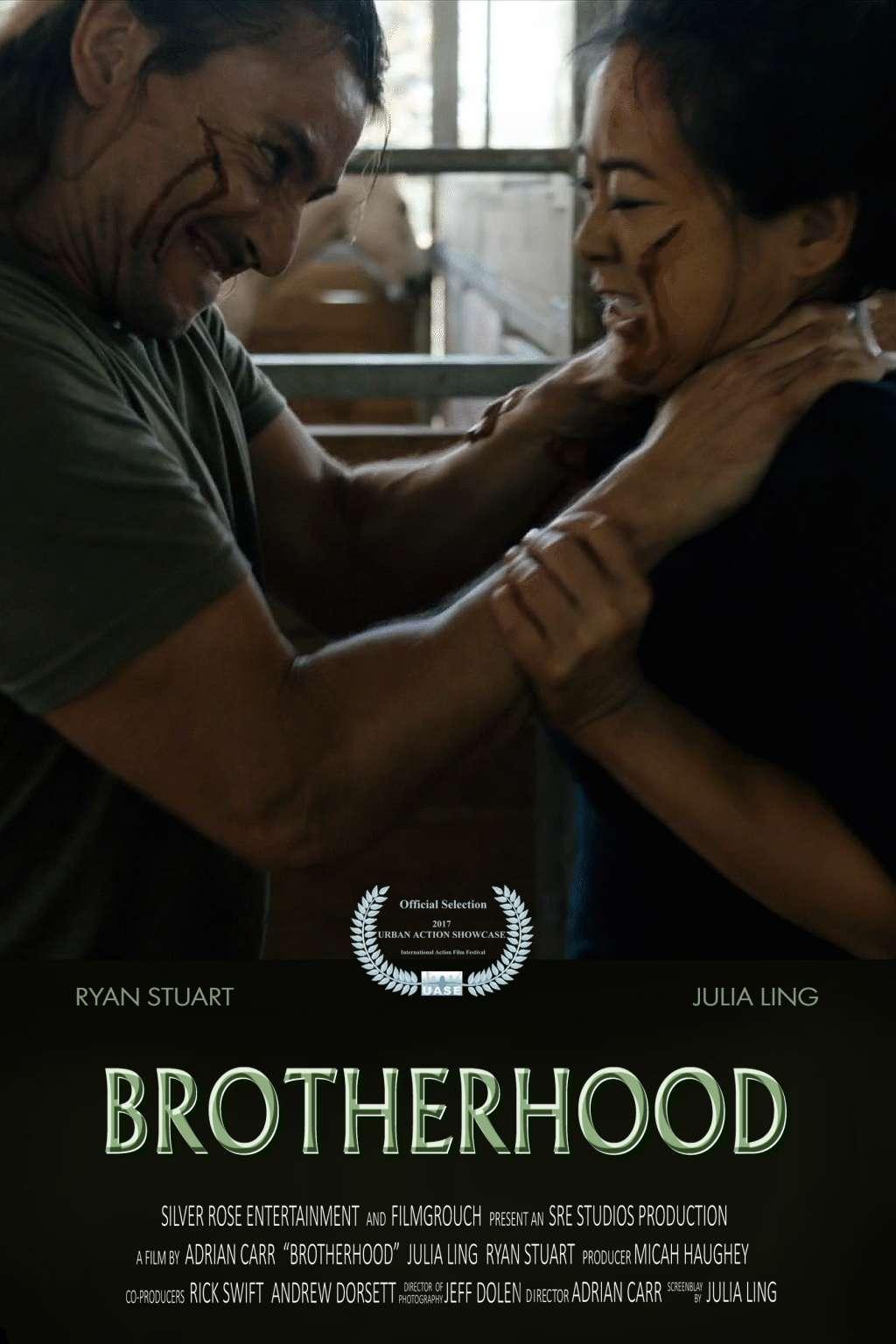 Bonds of Brotherhood kapak