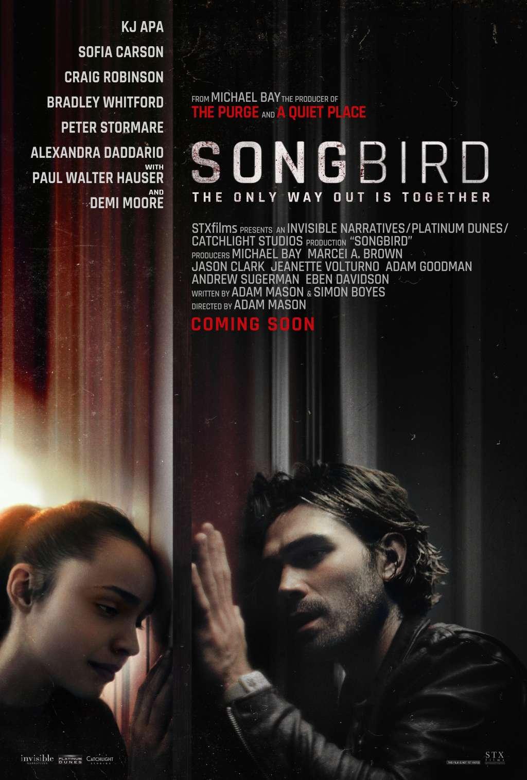Songbird kapak