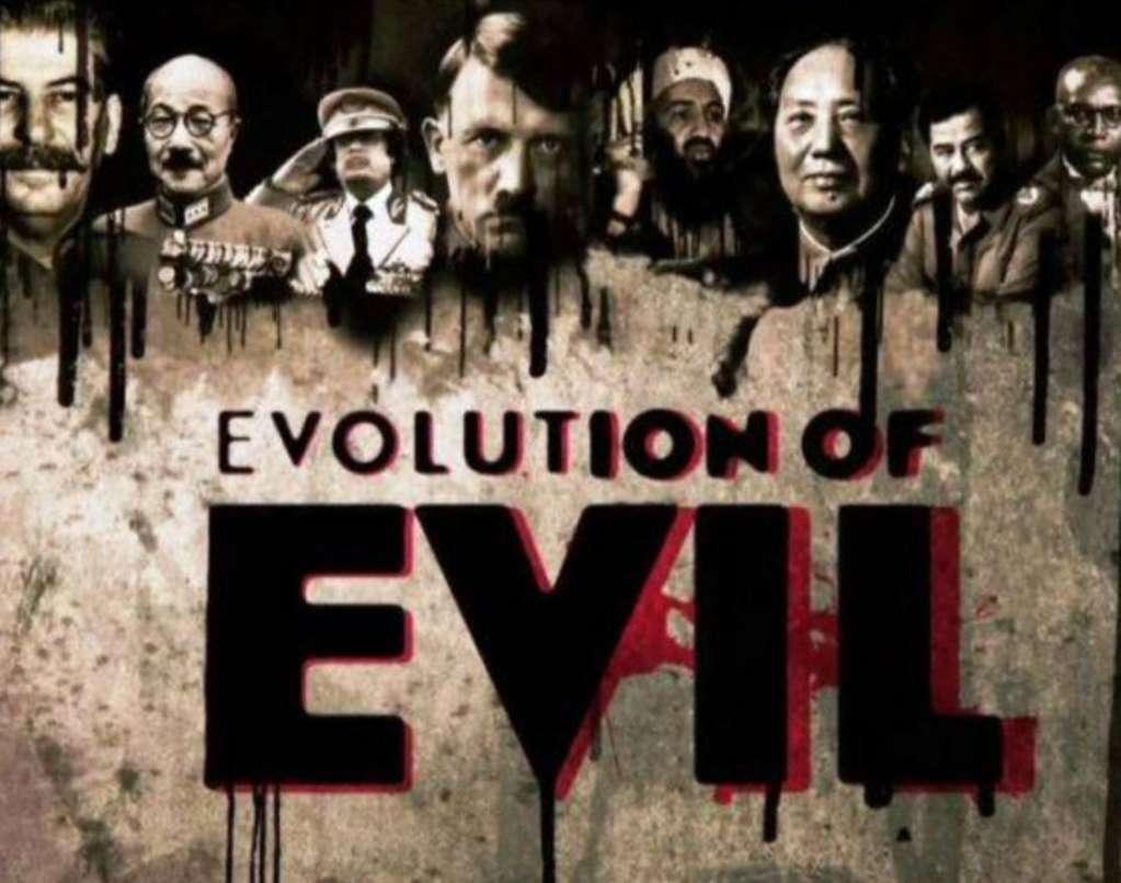 Evolution of Evil kapak