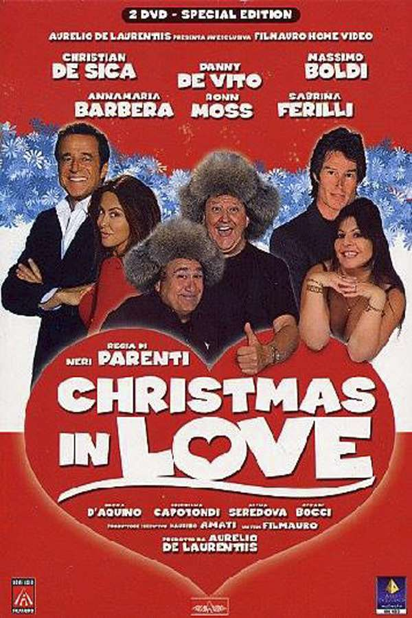Christmas in Love kapak