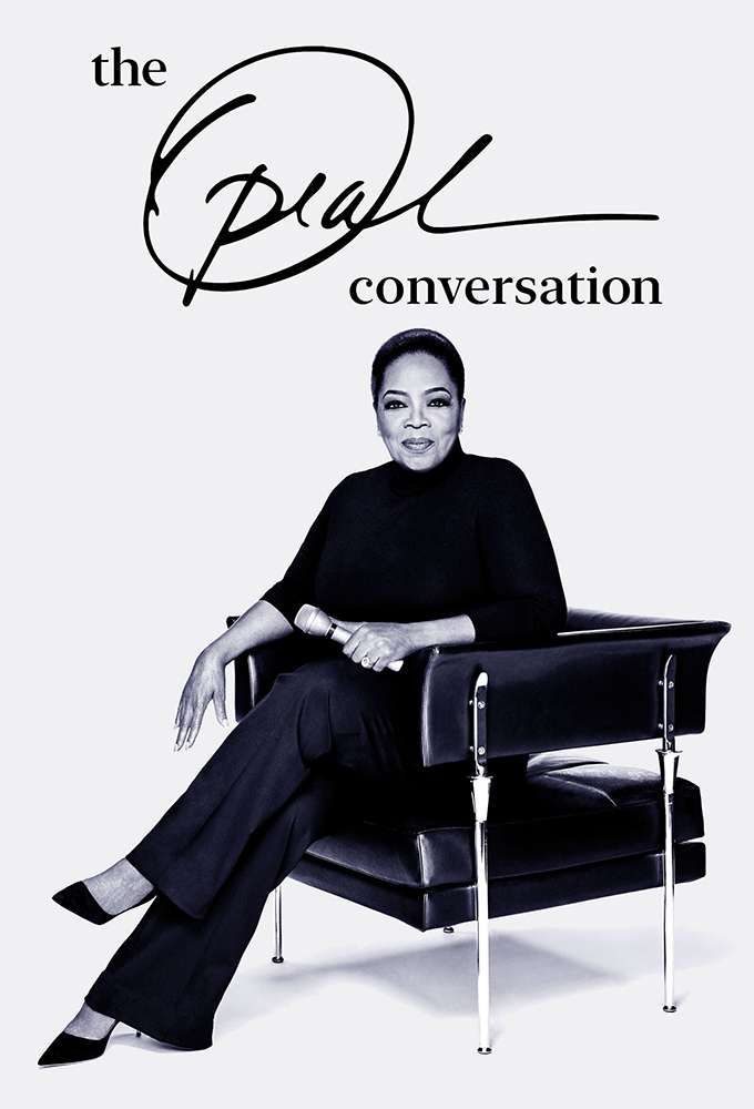 The Oprah Conversation kapak