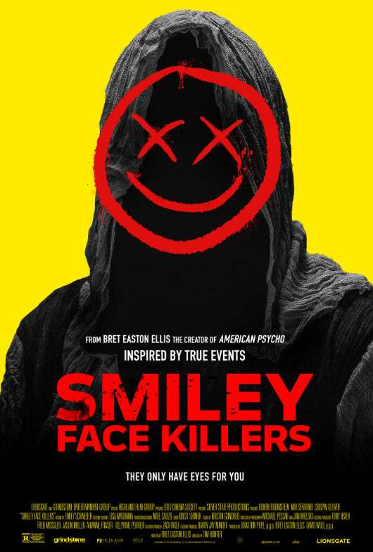 Smiley Face Killers kapak