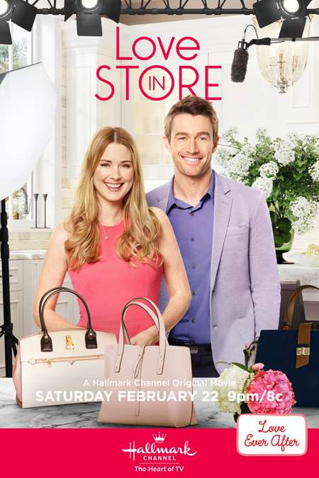 Love in Store kapak
