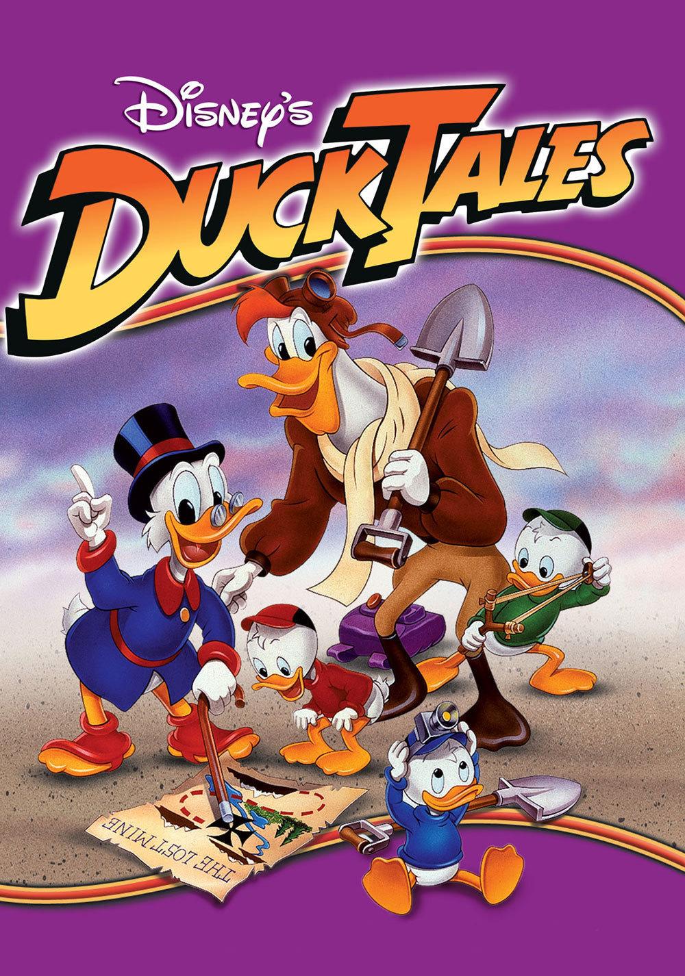 DuckTales kapak