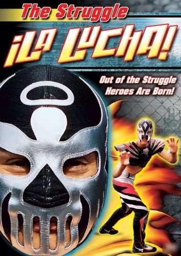 La Lucha: The Struggle kapak