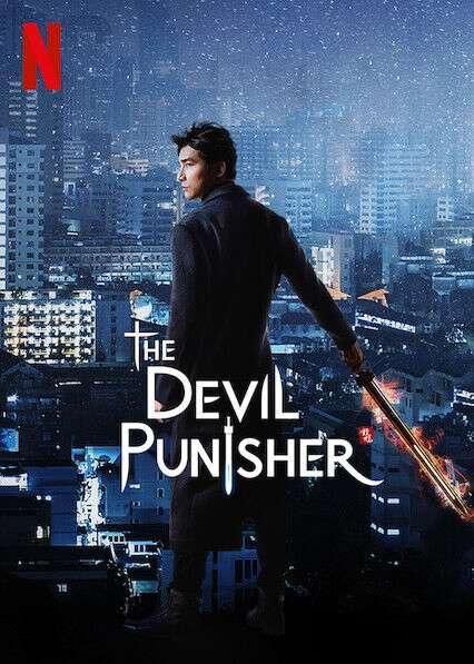 The Devil Punisher kapak