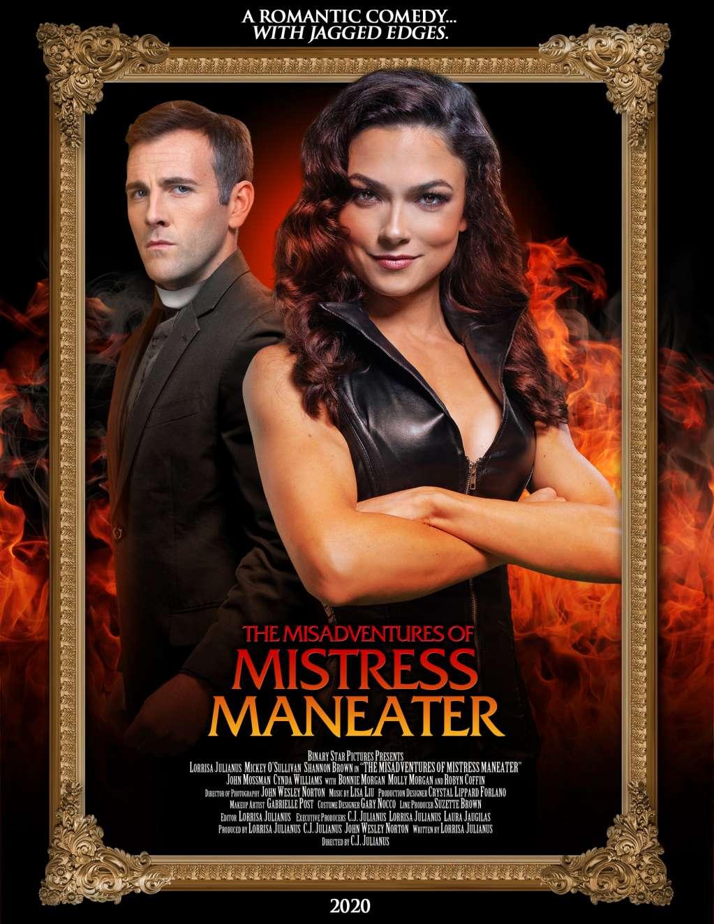 The Misadventures of Mistress Maneater kapak
