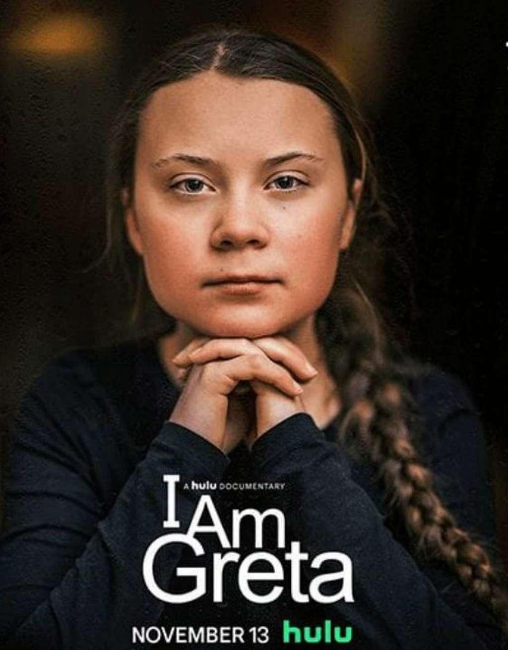 I Am Greta kapak