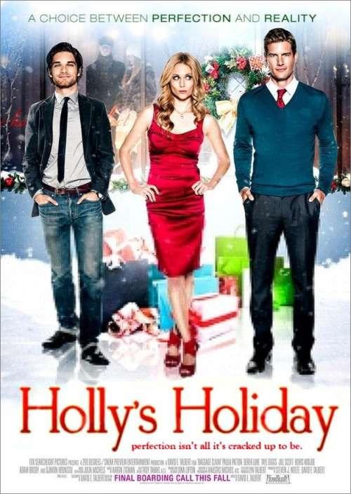 Holly's Holiday kapak
