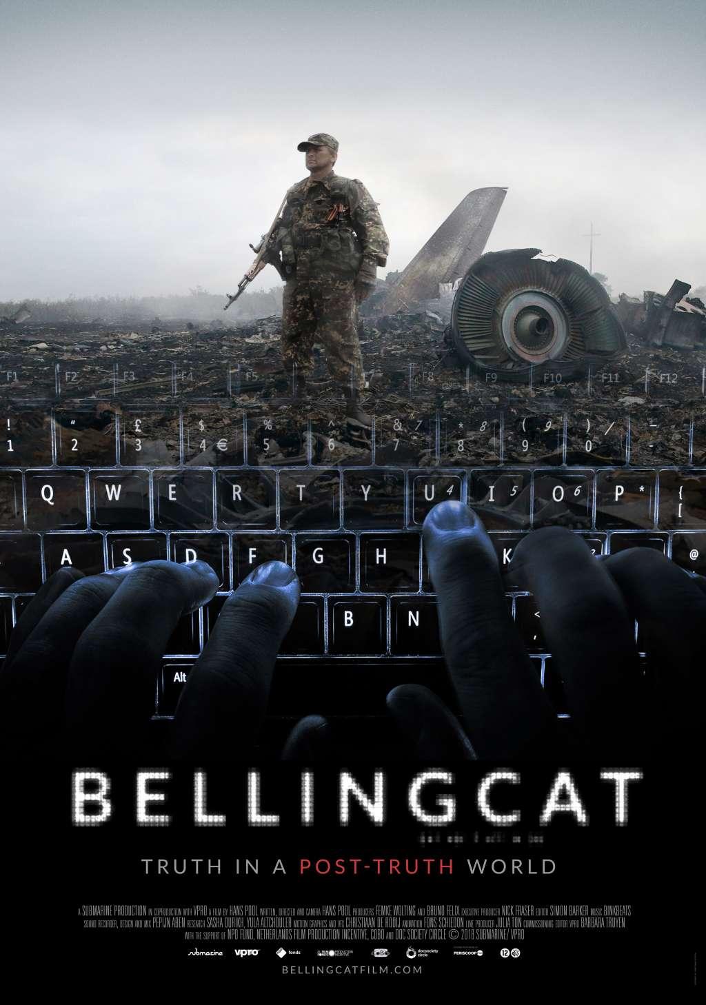 Bellingcat: Truth in a Post-Truth World kapak