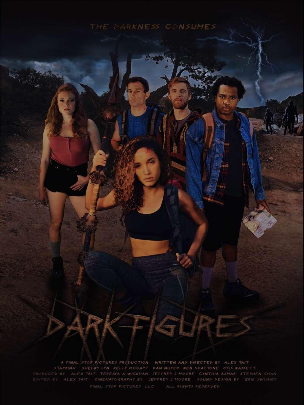 Dark Figures kapak