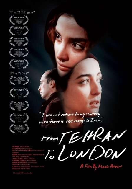 From Tehran to London kapak