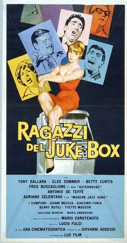 Ragazzi del Juke-Box kapak