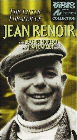 The Little Theatre of Jean Renoir kapak