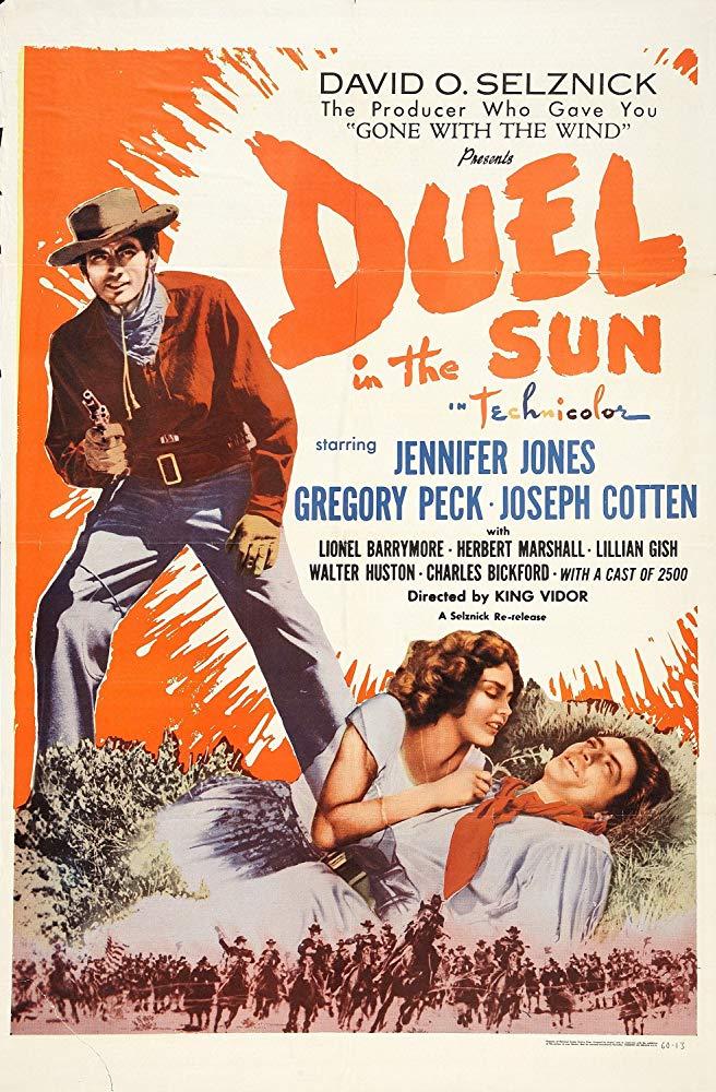Duel in the Sun kapak