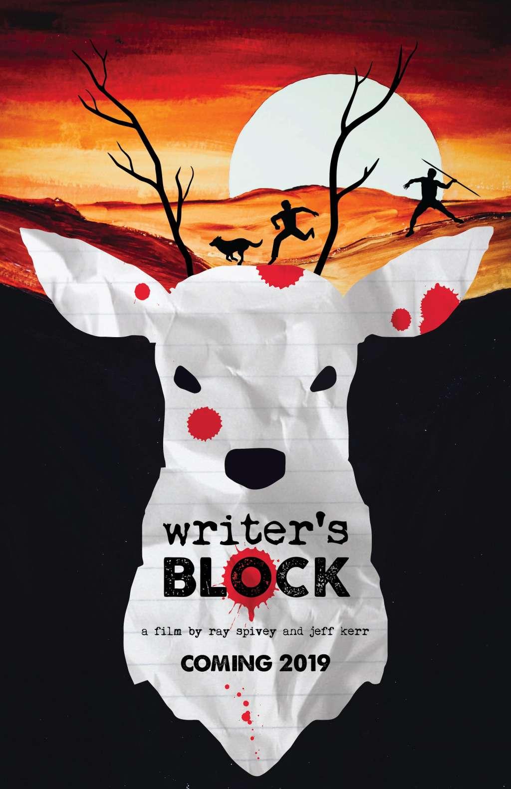 Writer's Block kapak