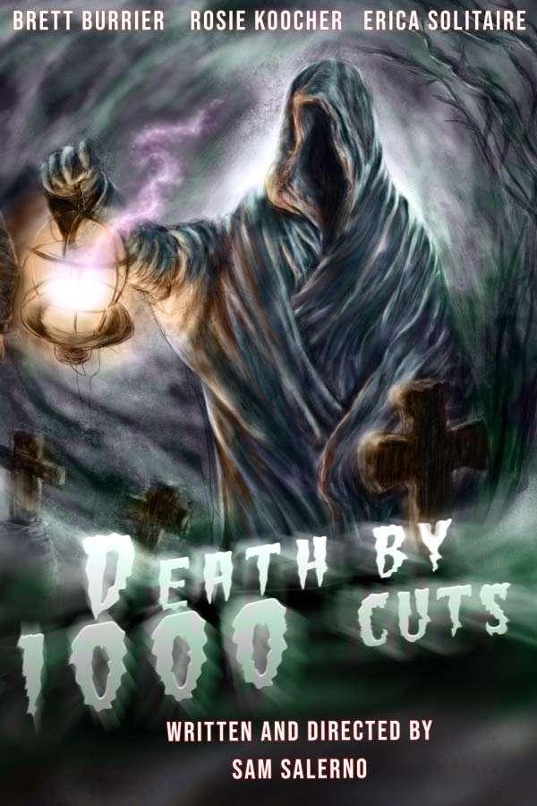 Death by 1000 Cuts kapak