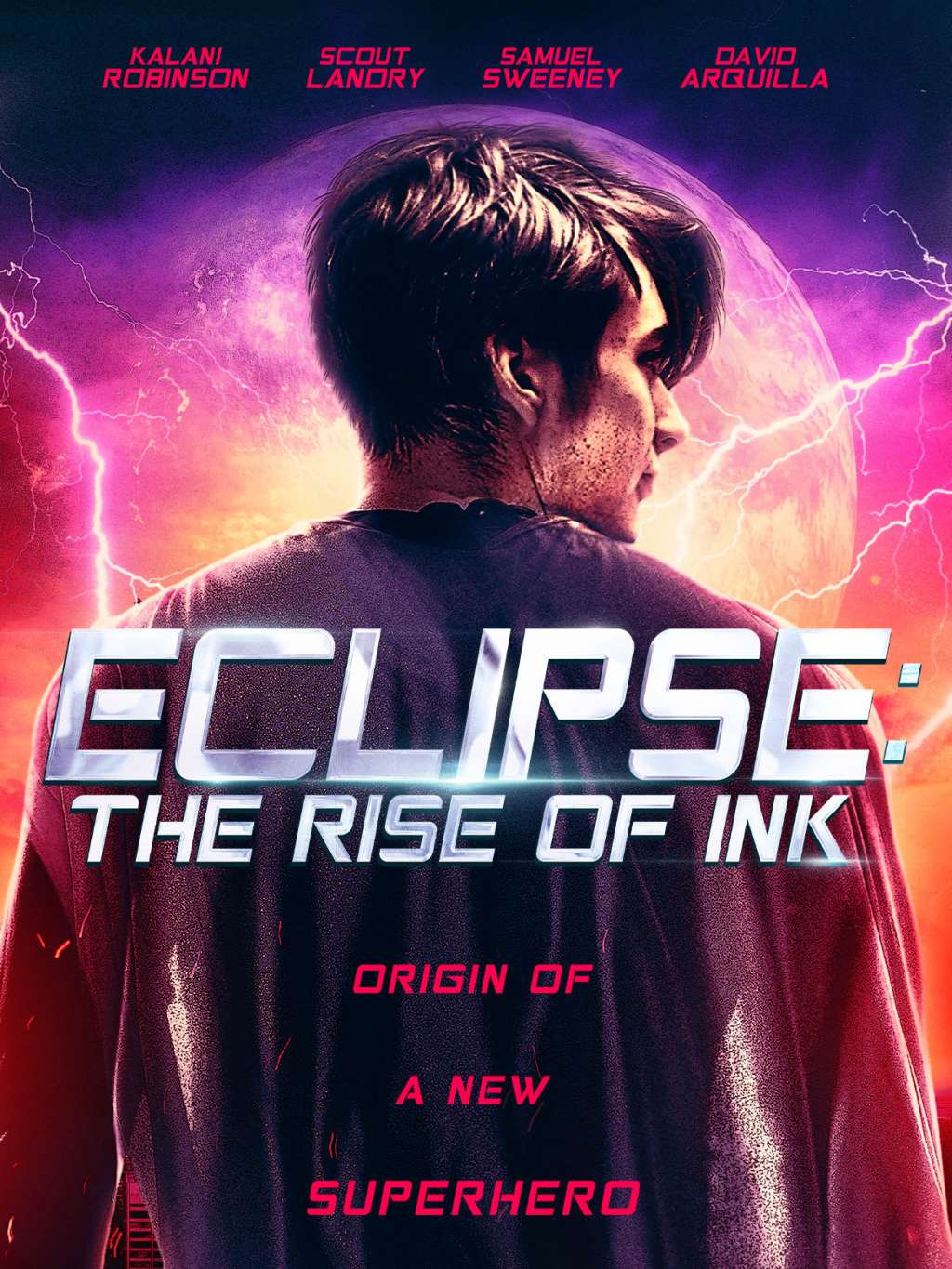 Eclipse: The Rise of Ink kapak