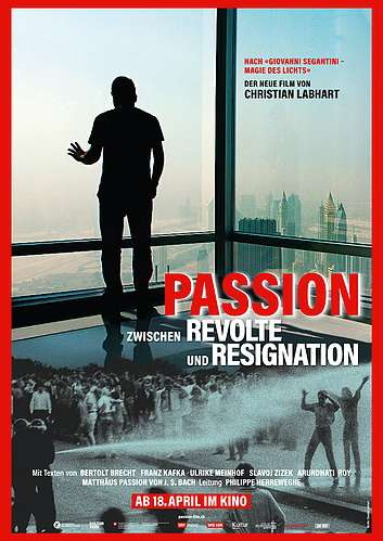 Passion - Between Revolt and Resignation kapak