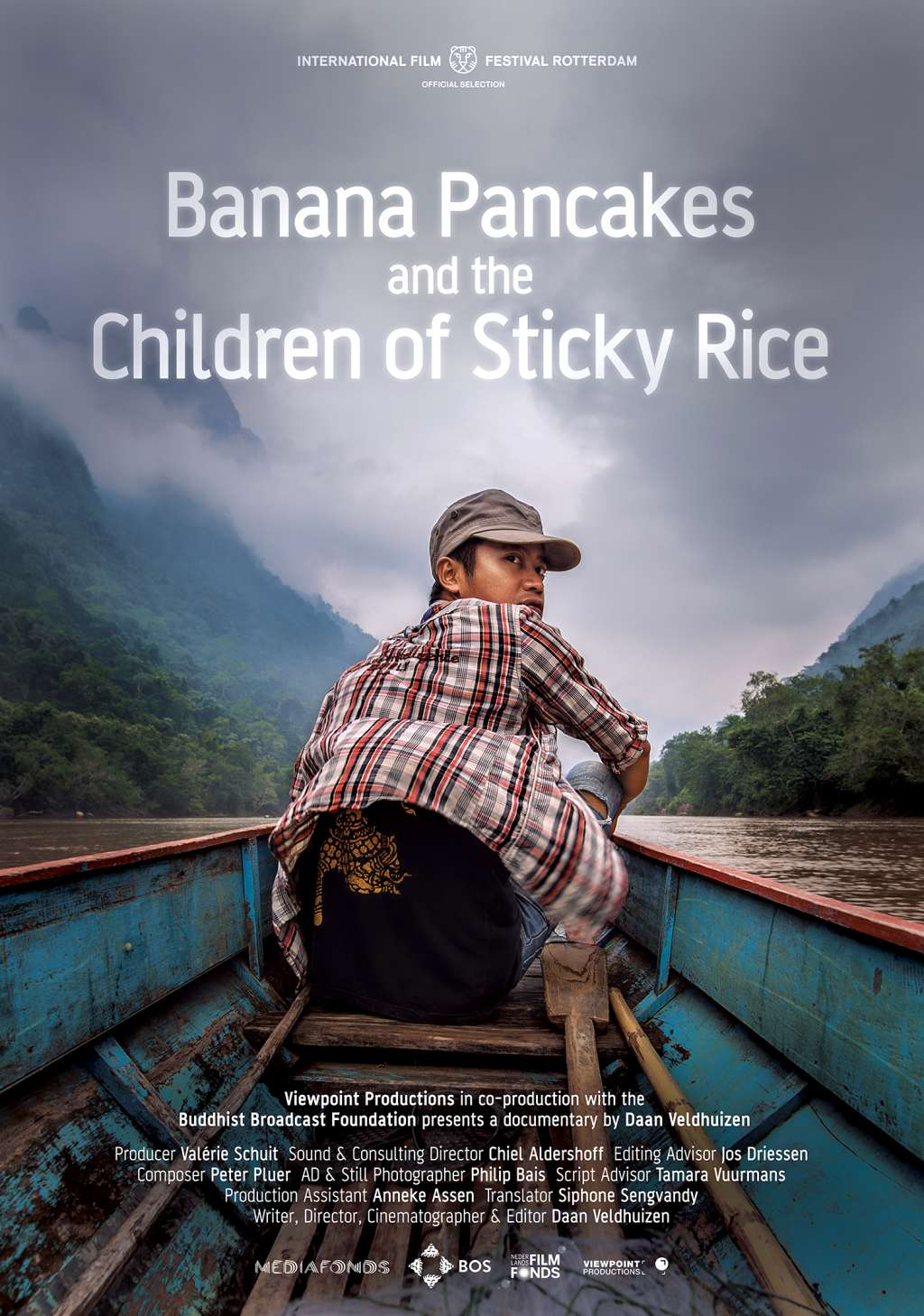 Banana Pancakes and the Children of Sticky Rice kapak