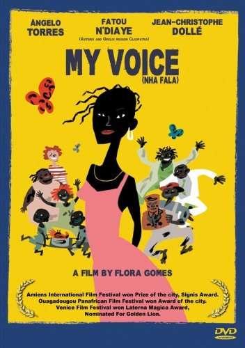 My Voice kapak
