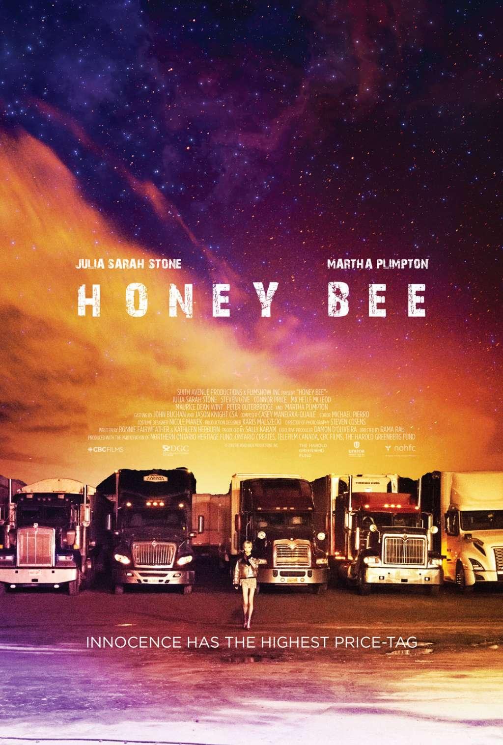 Honey Bee kapak