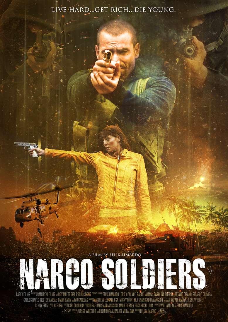 Narco Soldiers kapak