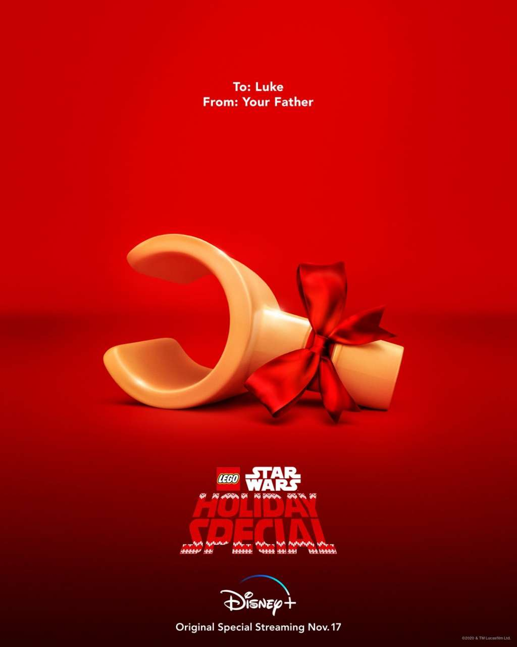 The Lego Star Wars Holiday Special kapak