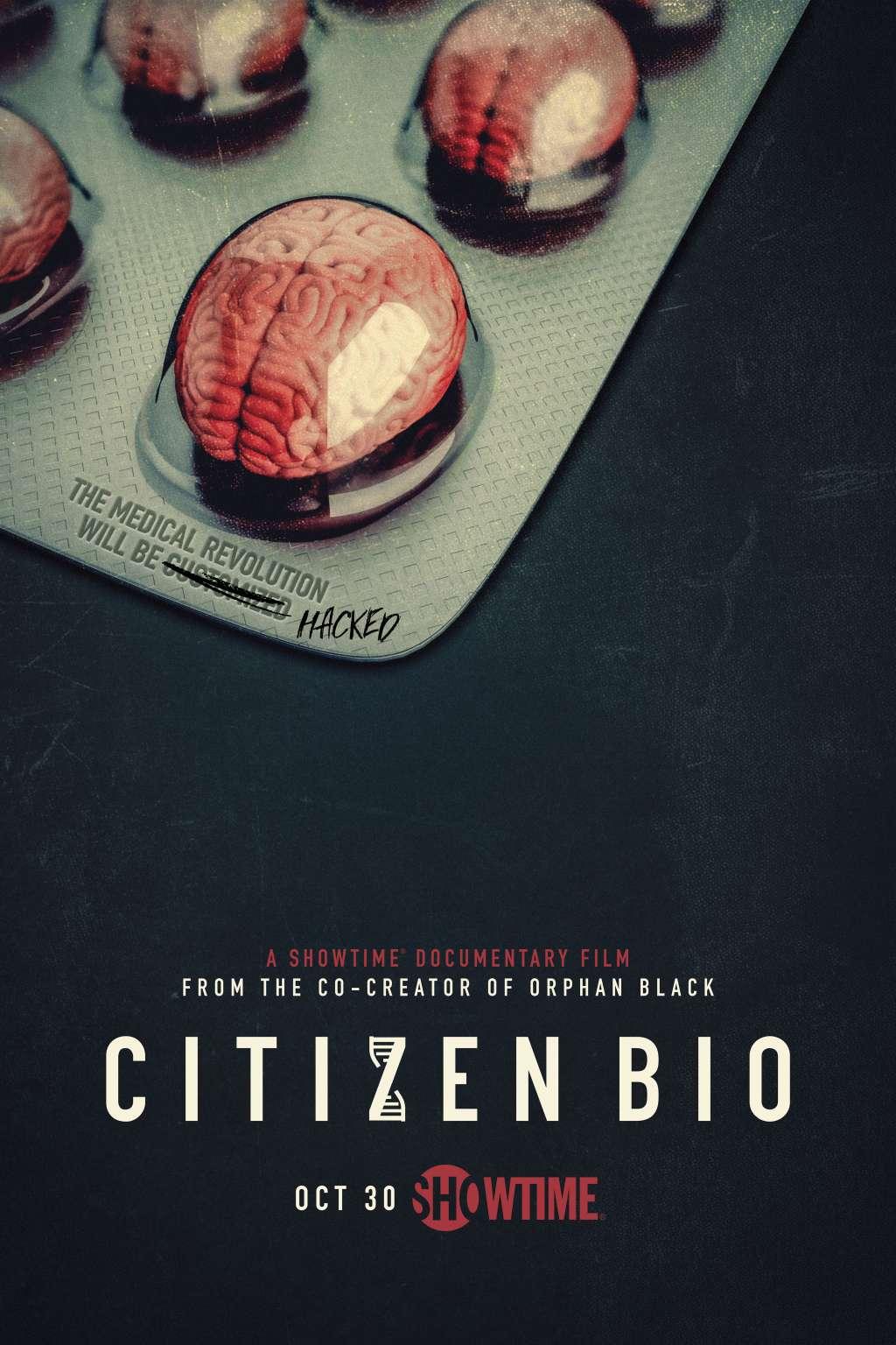 Citizen Bio kapak