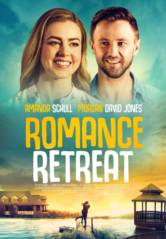Romance Retreat kapak