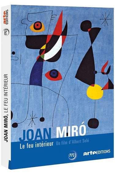 Joan Miró: The Inner Fire kapak