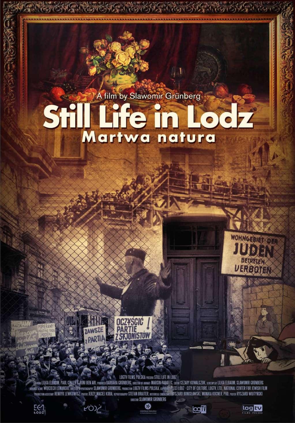 Still Life in Lodz kapak