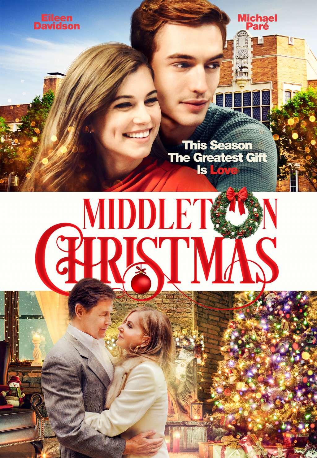 Middleton Christmas kapak