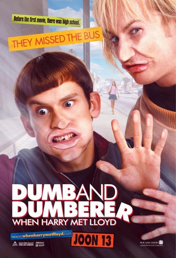 Dumb and Dumberer: When Harry Met Lloyd kapak