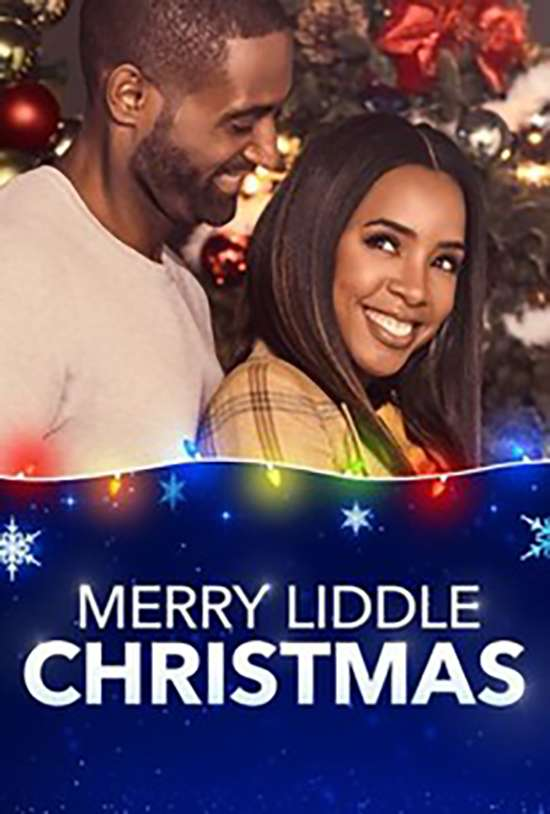 Merry Liddle Christmas kapak