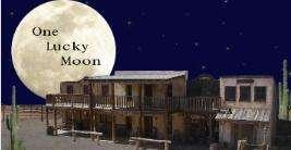 One Lucky Moon kapak