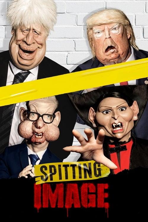 Spitting Image kapak